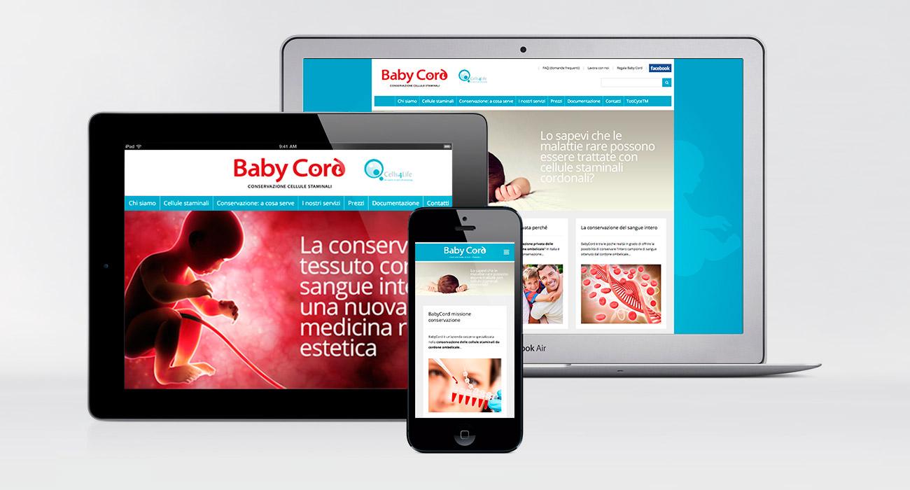 Web site responsive_babycord