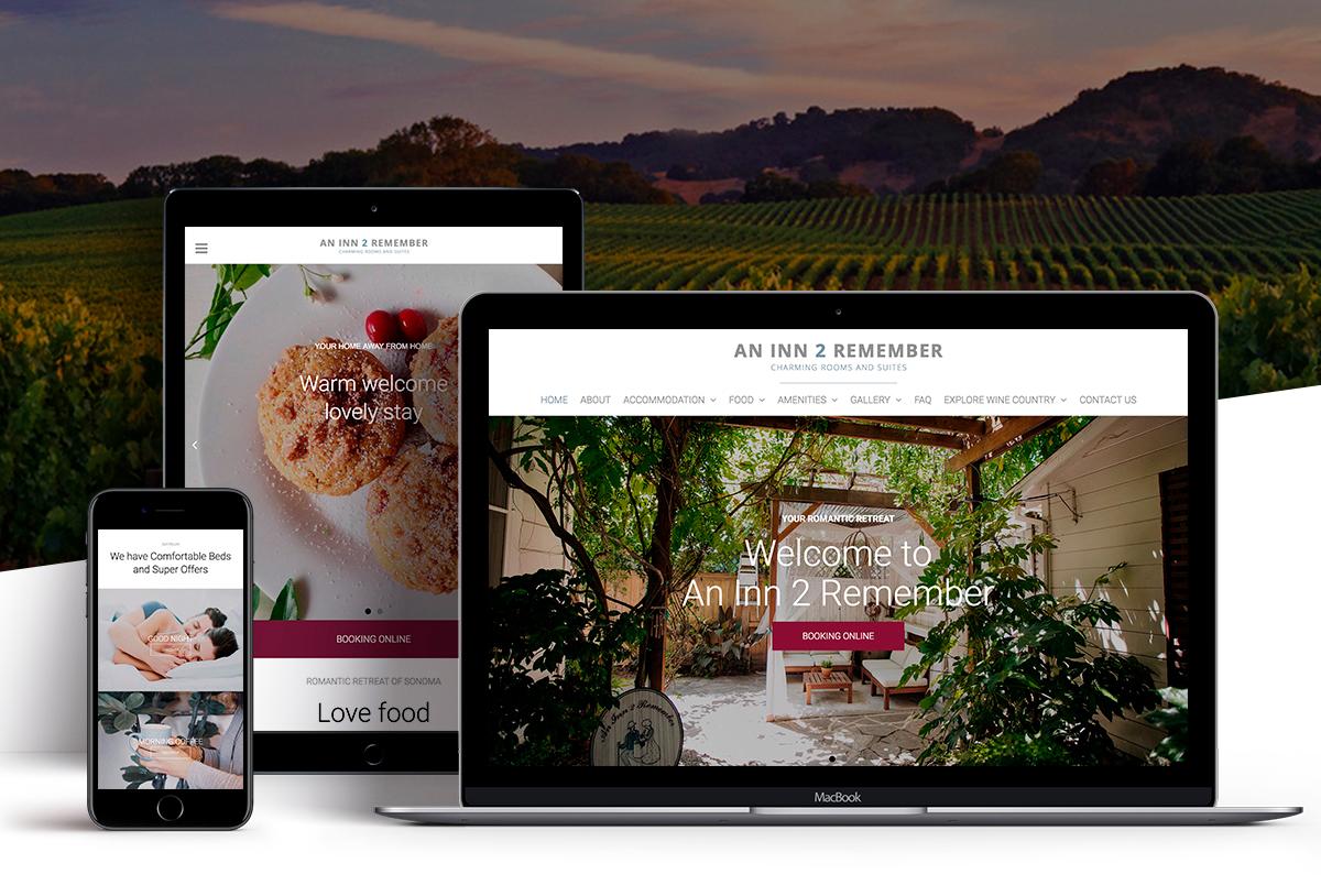 An inn 2 remember_website responsive